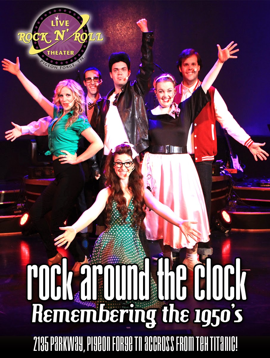 Rock Around the Clock near Gatlinburg