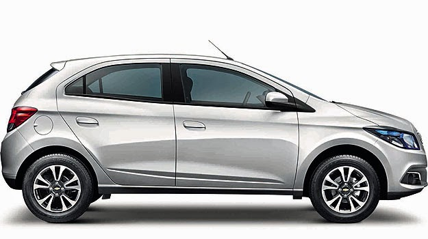 Chevrolet Onix 2015 fotos lançamento