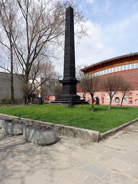 Pomnik Budowy Szosy Brzeskiej.