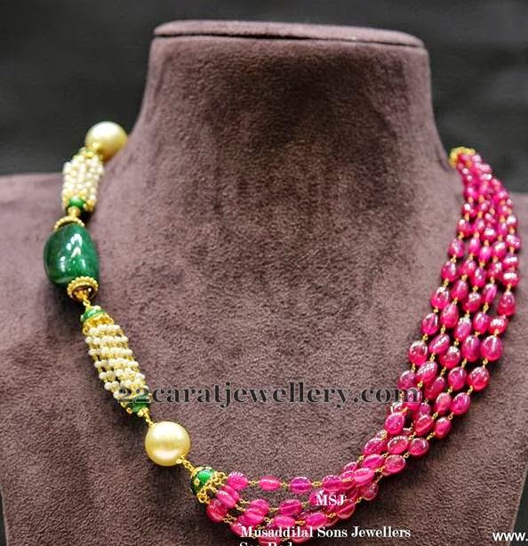 designs with simple jewellery beads