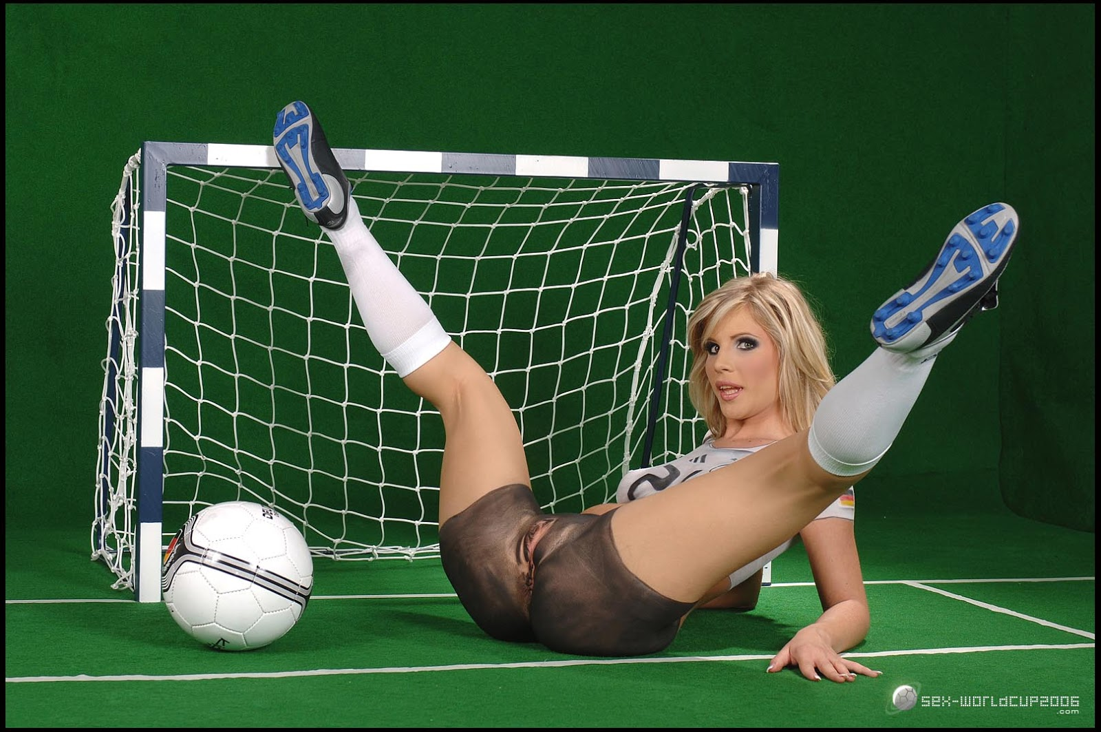 naked german girls soccer