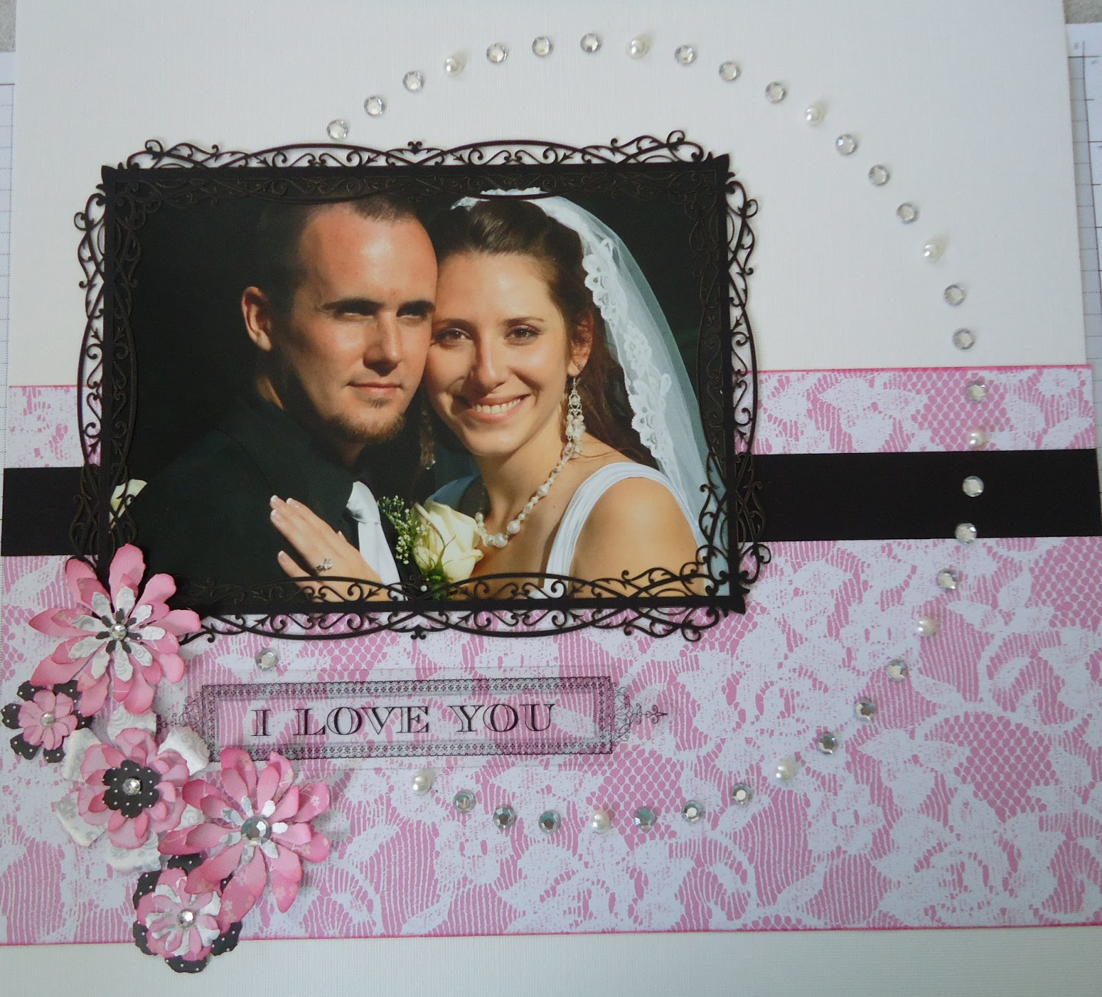 Scrapbook ideas for daughter