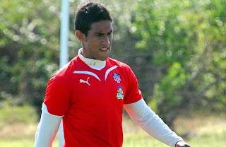 José Amaya jugará en el Barcelona de Guayaquil