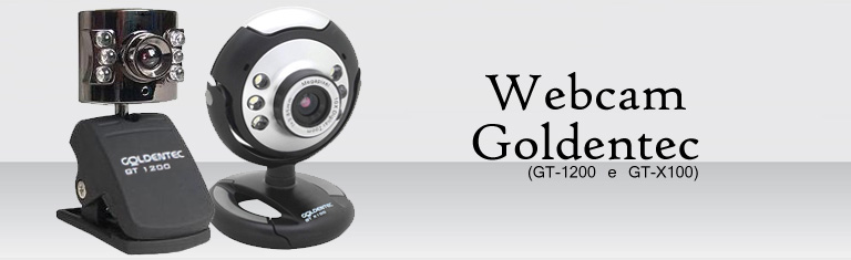 Webcam Goldentec GT-X100/GT-1200 Drivers