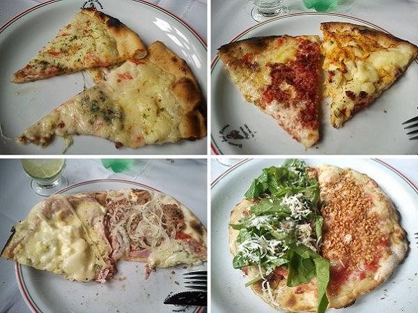 Bacio del Nonno Pizzaria: O melhor rodízio de pizzas da cidade
