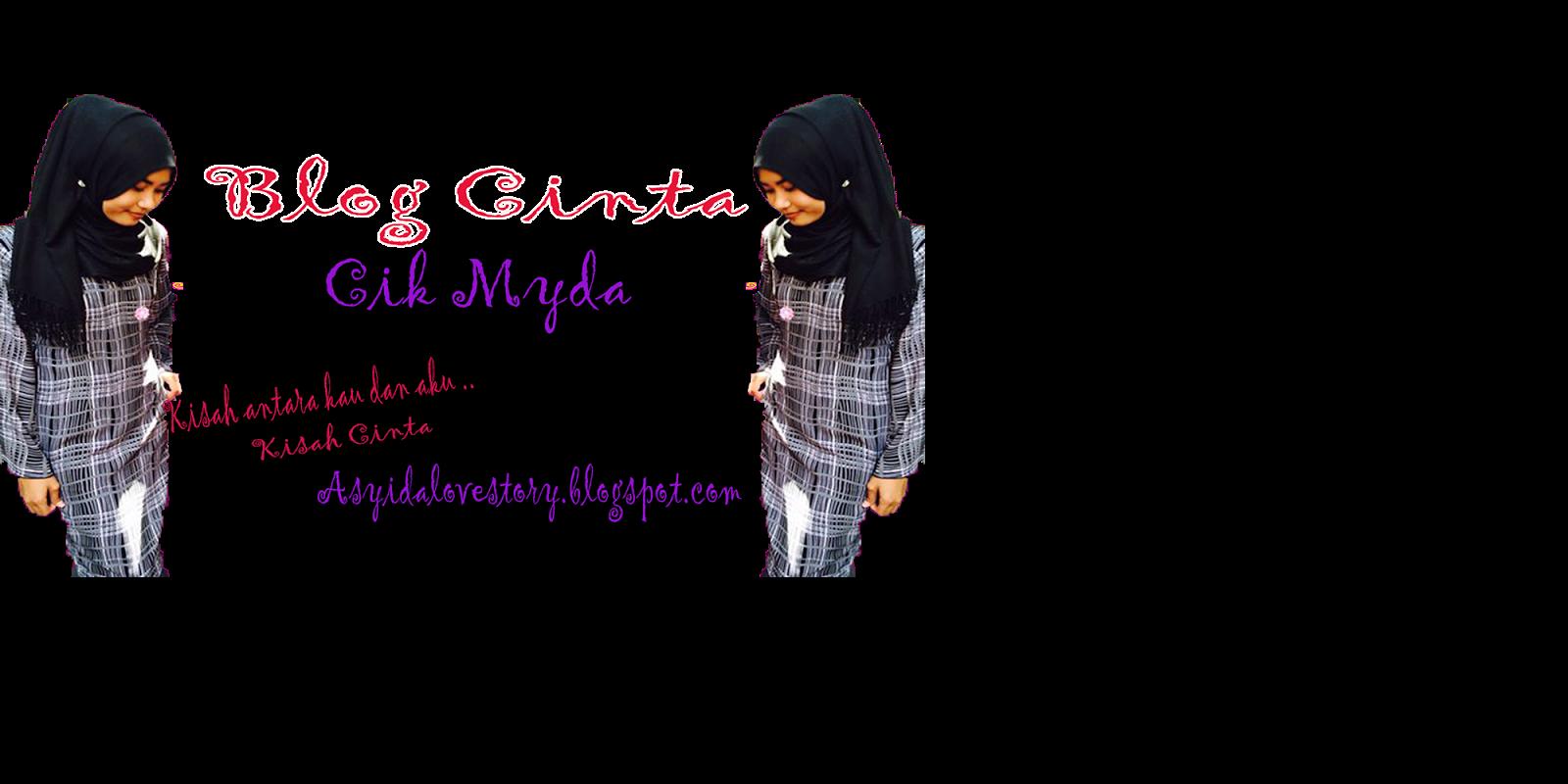 Blog Cik Myda