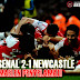 EPL: Arsenal 2-1 Newcastle / Post-Match (Theo Walcott mantap!)