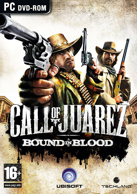 Call of Juarez Bound in Blood Dvd Cover in HD