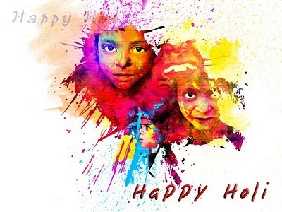 Happy Holi 2014 Wallpaper