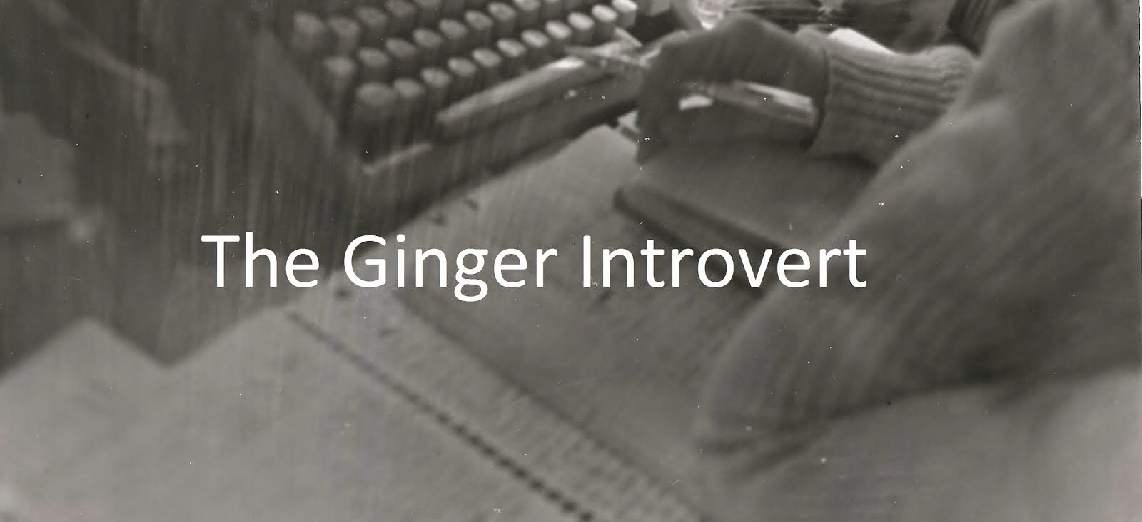The Ginger Introvert
