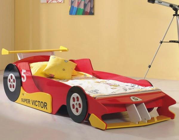 Cama infantil carro dicas para decorar o quarto infantil - Cama coche infantil ...