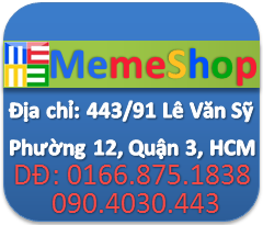Liên hệ Meme Shop