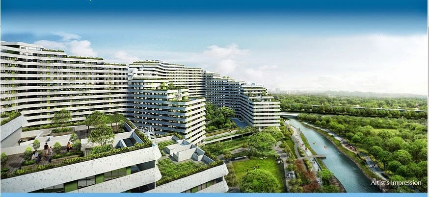 punggol waterway terraces bto information