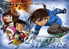 Phim Detective Conan Movie 15