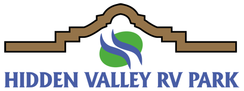 Hidden Valley RV Park's New Logo