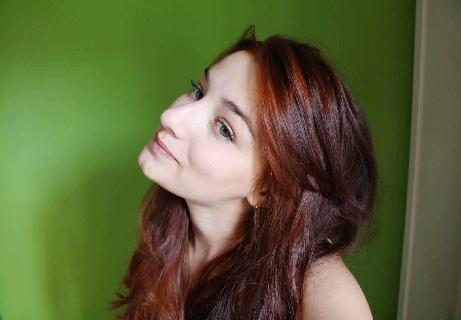Bien-aimé Maugenated: Le jour où j'ai réussi à être rousse avec du henné! FD81