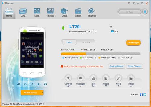 Ketik SMS dan Pantau Aktivitas Ponsel dari Komputer / Laptop