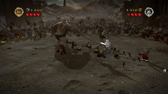 lego the lords of the rings pc screenshot gameplay www.ovagames.com 4 LEGO The Lord of the Rings RePack PC Game