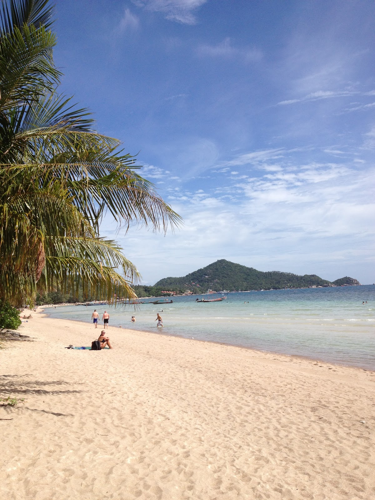Michelle and gareth 39 s travel blog scuba diving in koh tao - Dive in koh tao ...
