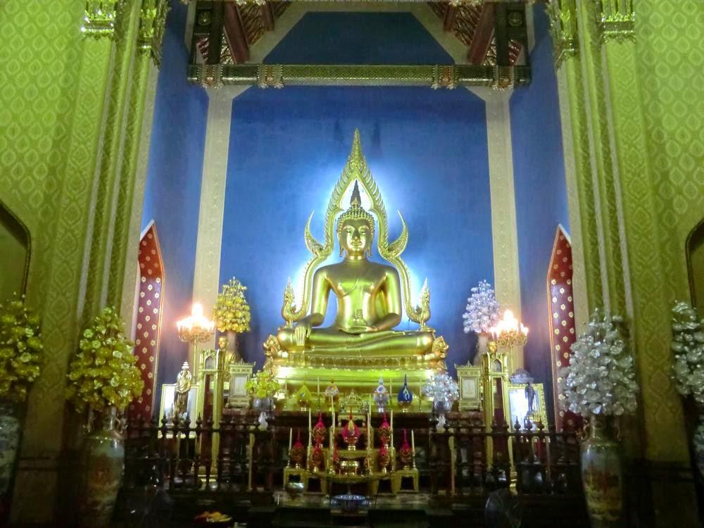 El mundo a tus pies templo m rmol bangkok for Informacion sobre el marmol