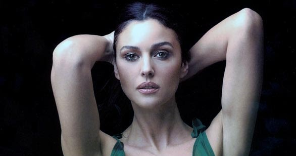 fashionableshairs: Monica Bellucci Photoshoot Monica Bellucci