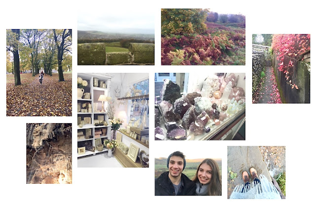 Katherine Penney Chic Blogger Life White Rock England Peak District Love Fall Autumn