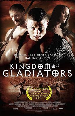 Watch Kingdom of Gladiators 2011 BRRip Hollywood Movie Online | Kingdom of Gladiators 2011 Hollywood Movie Poster