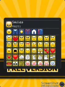 Download BlackBerry Smiley – Easy Smiley Pack