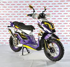 modifikasi yamaha x-ride