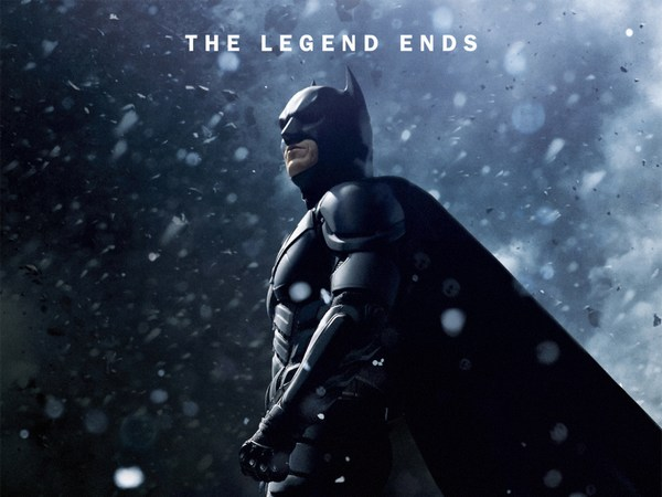 The Dark Knight Rises Batman Images for PC