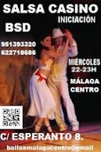 SALSA CASINO EN BSD MÁLAGA CENTRO.
