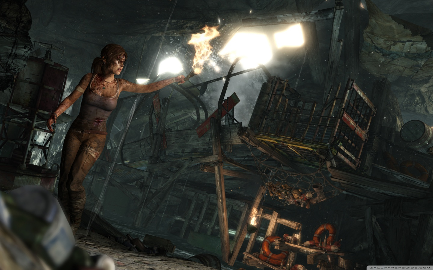 Tomb Raider HD & Widescreen Wallpaper 0.8508713924386