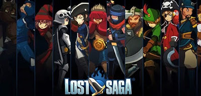 Cara Bermain Dan Seting Game Lost Saga Pada Windows 8 Terbaru