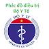 Phác đồ điều trị của Bộ Y Tế Việt Nam