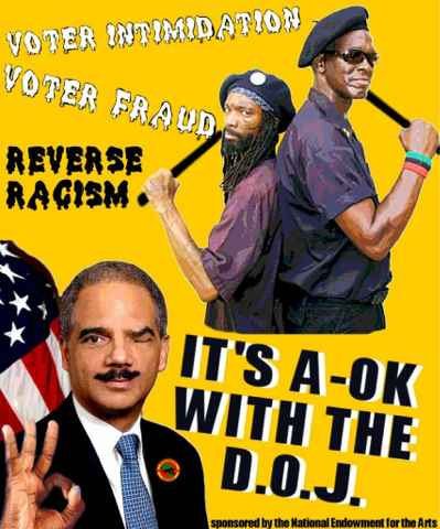 eric holder just us