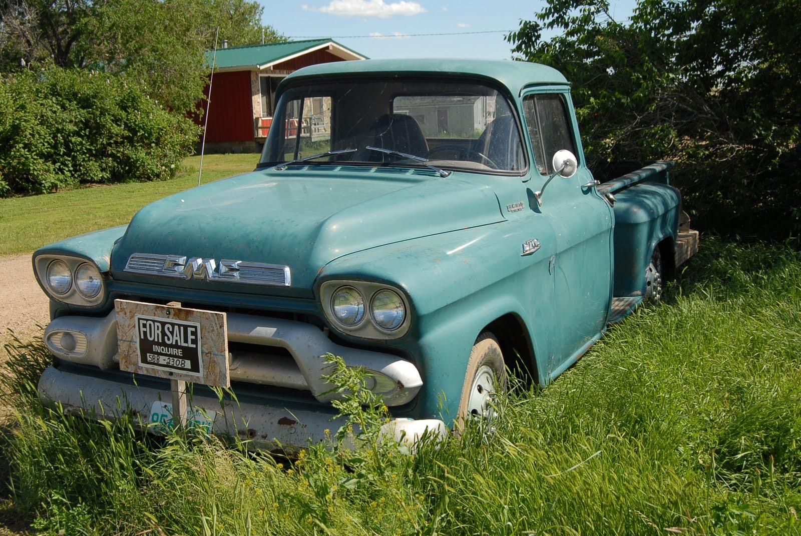 autoliterate: 2 Saskatchewan Chevrolets and the Maine Dodge