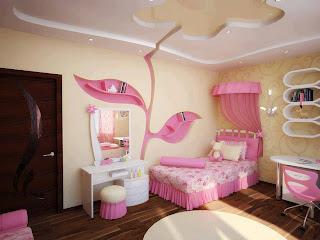 جديد تصاميم غرف نوم للبنوتات