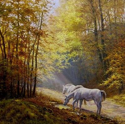 caballo-pintado-oleo-lienzo