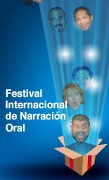 """Festival Internacional de Narración Oral """"Cuéntalee"""" en la Ciudad de México"""