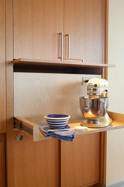 ... Kitchenaid Mixer Shelf By Simplifying Remodeling The Best Places To  Stash Small ...