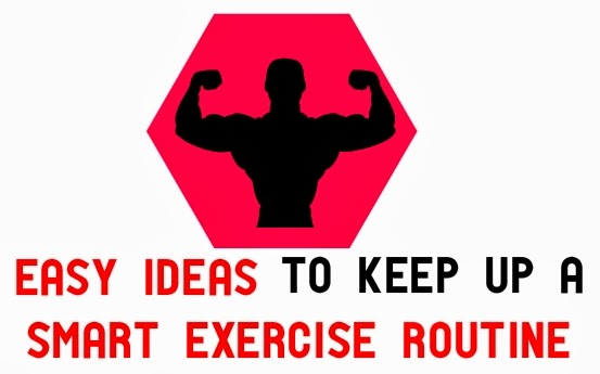 Smart Exercise Routine, Exercise Routine