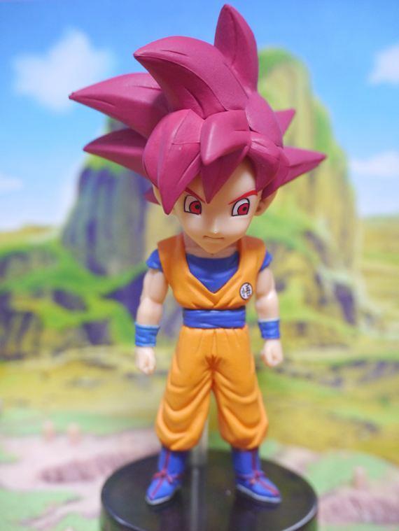 Redribonz Dragon Ball Z Batalla De Los Dioses Figuras Chibi ...