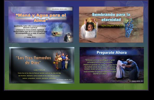 Temas Biblicos Para Jovenes ADVENTISTAS