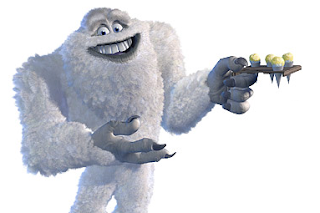 Monsters Inc Yeti