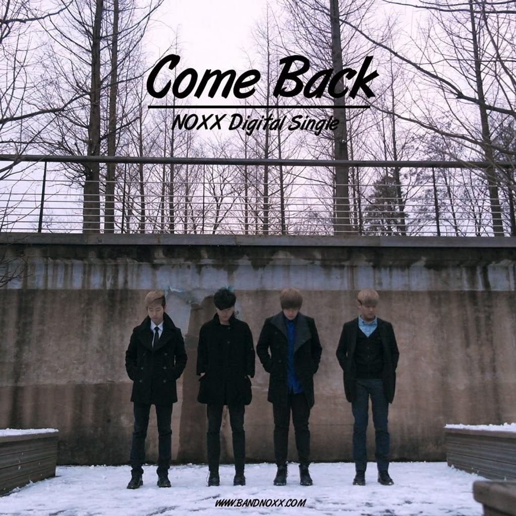 [Single] NOXX – Come Back