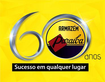 Armazém Paraíba 60 anos
