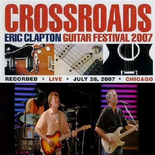Cocaine Live Eric Clapton: En Vivo Y En Directo.: Crossroads Guitar