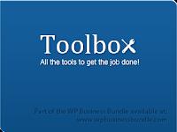 Toolbox Theme