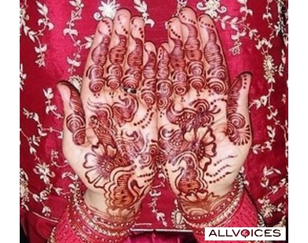 Mehndi Patterns And Their Meanings : Mehndi style the designs new