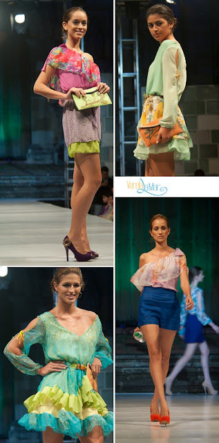 Panama Fashion Week, Varela LaMar, MacroFest, latin fashion designer